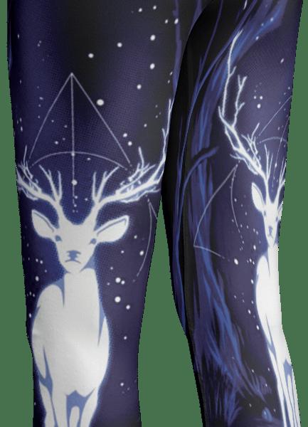 Princess Mononoke Leggings Style 6