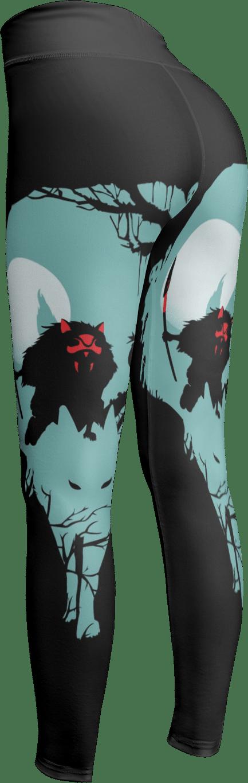 Princess Mononoke Leggings Style 8