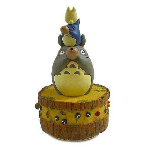 My Neighbor Totoro Music Box - ghibli.store