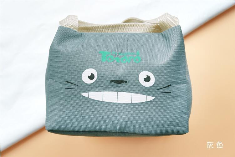 My Neighbor Totoro Thermal Insulation Lunch Bag - ghibli.store