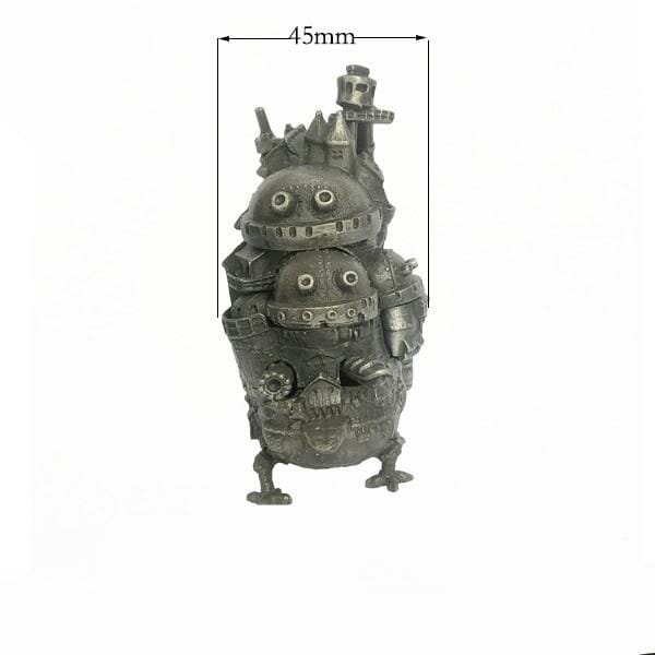 Howl's Moving Castle limited edition Mini Castle Figure - ghibli.store