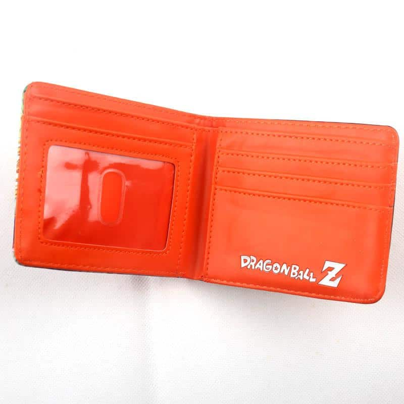 Dragon Ball Z Wallet - ghibli.store