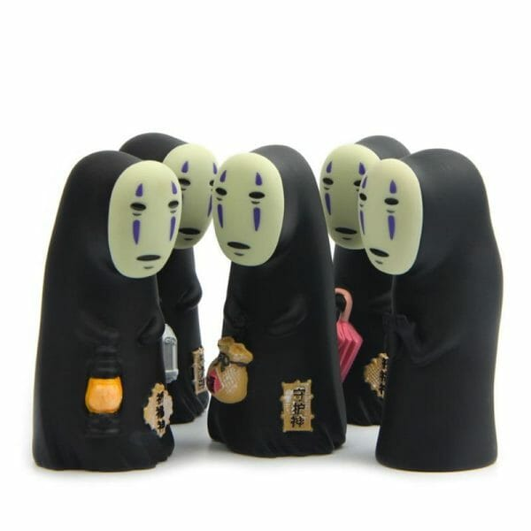 Ghibli Spirited Away No Face, Kaonashi Figure - ghibli.store