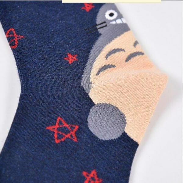 My Neighbor Totoro Cute Socks 5 Pairs/lot - ghibli.store