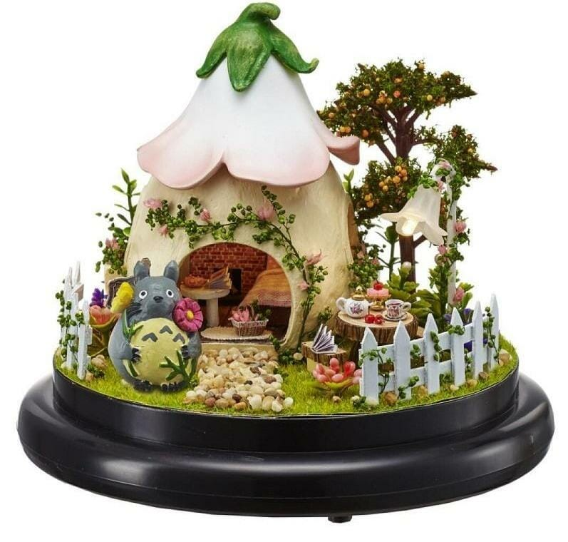 My Neighbor Totoro DIY Figure Christmas Gift - ghibli.store