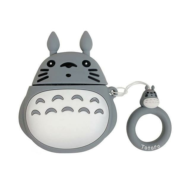 Ghibli Characters Silicone Case for Airpods 1 2 - ghibli.store