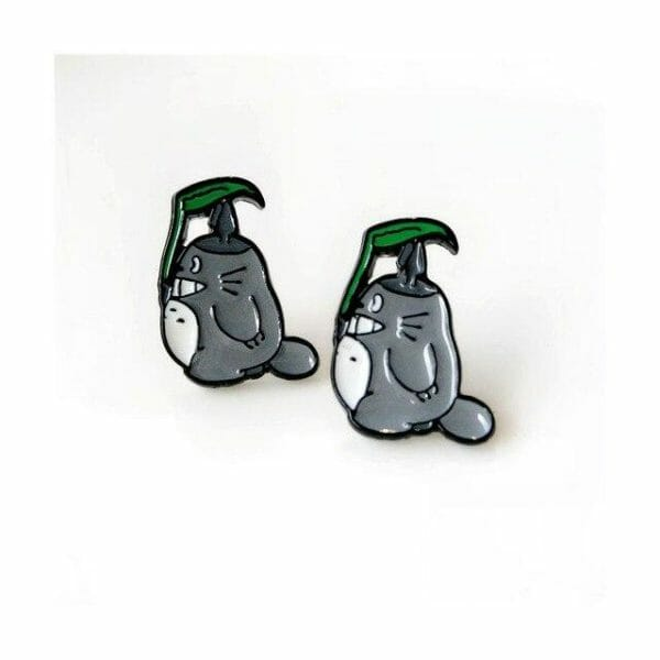 My Neighbor Totoro Earrings - ghibli.store