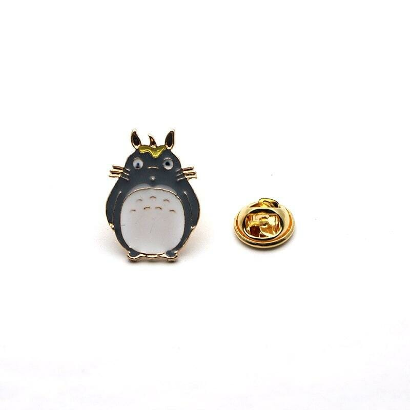 My Neighbor Totoro Badge Pins Set 6 pcs - ghibli.store