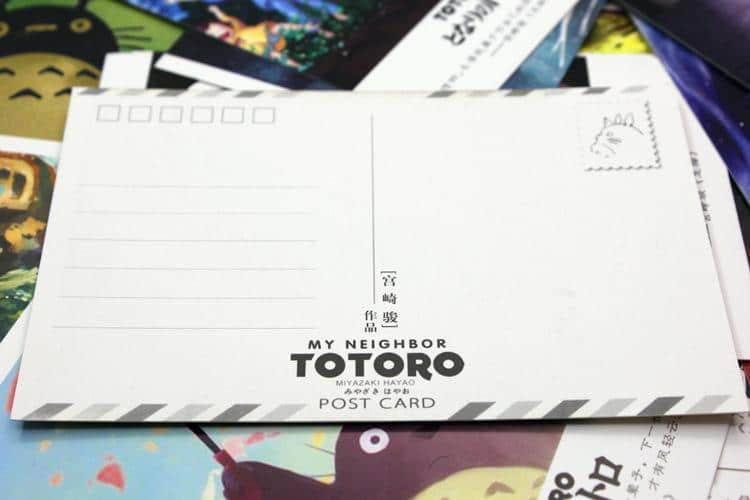 My Neighbor Totoro Postcard 36 sheets/set - ghibli.store