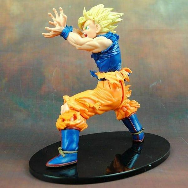 Anime Dragon Ball Z Son Gohan Kamehameha 17CM - ghibli.store
