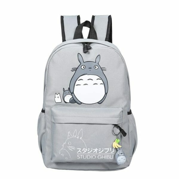 My Neighbor Totoro Canvas Backpack 6 Colors - ghibli.store