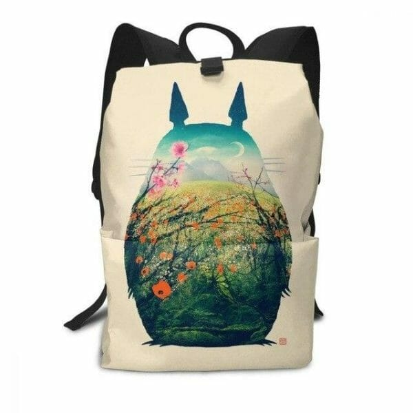 Ghibli Studio Tonari No Totoro and No Face Backpack - ghibli.store
