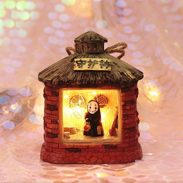 Spirited Away No Face Kaonashi LED Light 2 Styles - ghibli.store