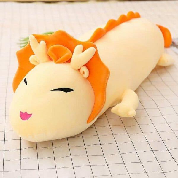 Spirited Away Dragon Haku Super Soft Plush 90 to 130CM - ghibli.store