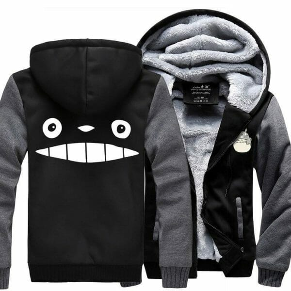 My Neighbor Totoro Thicken Jacket - ghibli.store
