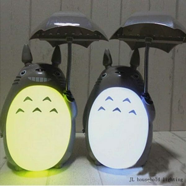 My Neighbor Totoro led lamp - ghibli.store