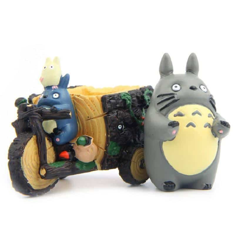 Studio Ghibli My Neighbor Totoro: Totoro Push Car - ghibli.store