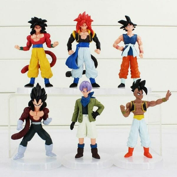 Dragon Ball Z Figure 6pcs/lot - ghibli.store