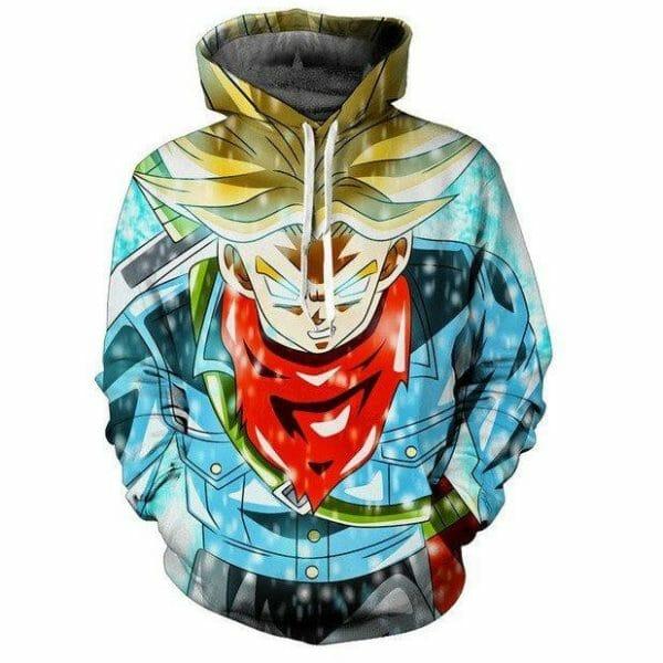 Dragon Ball Z 3d Pullovers Sweatshirts 7 Styles - ghibli.store