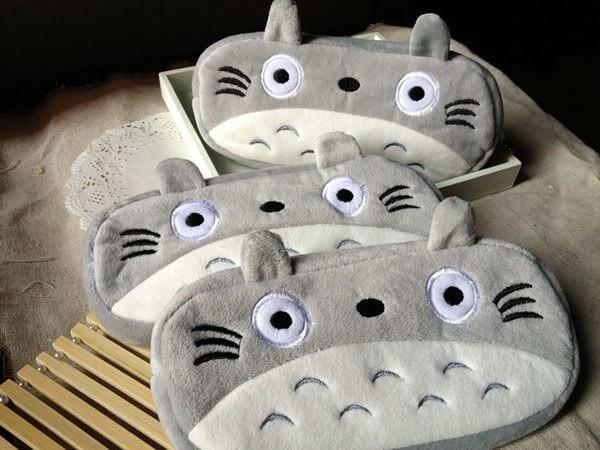Totoro Plush Wallet Coin - ghibli.store