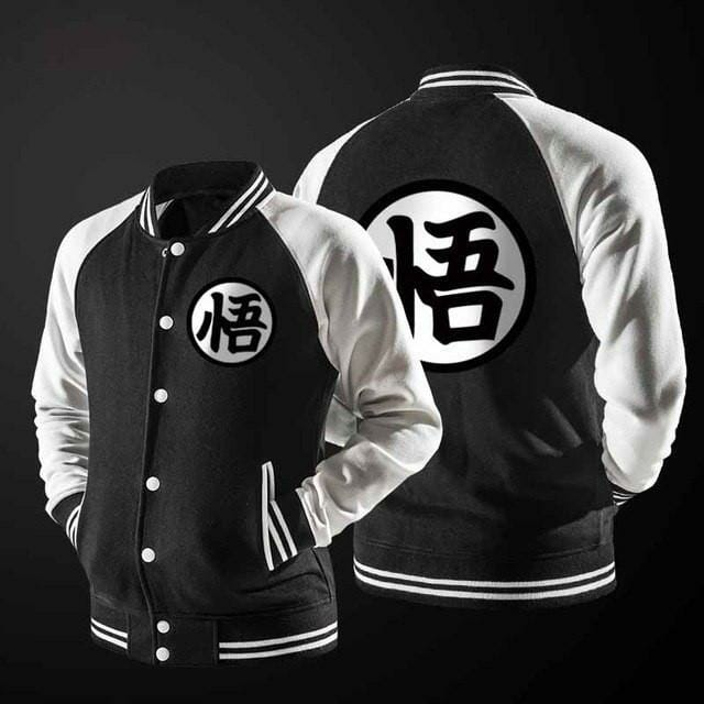Dragon Ball Z Baseball Jacket - ghibli.store