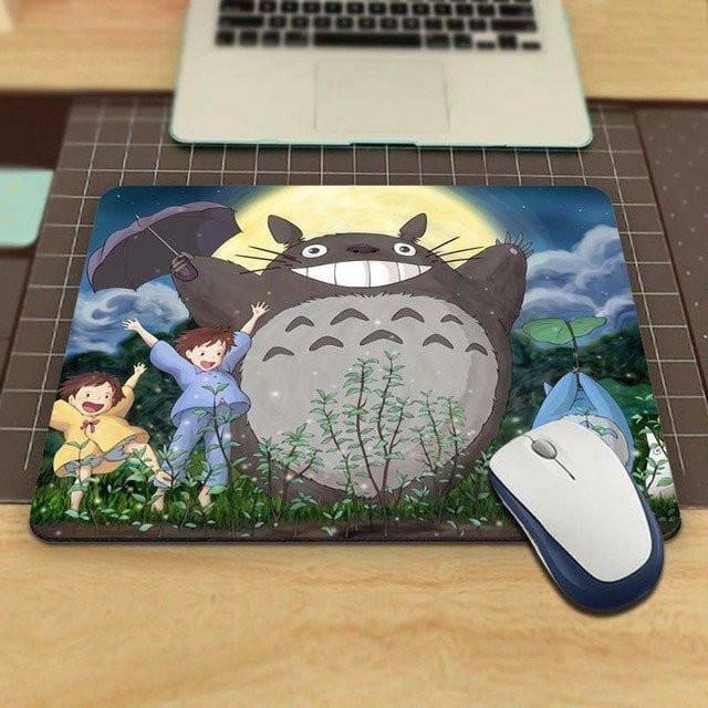 Anti-Slip My Neighbor Totoro Mouse Pad - ghibli.store