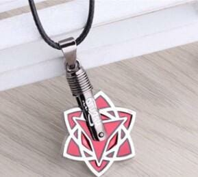 Naruto Sharingan Necklace 7 Types - ghibli.store
