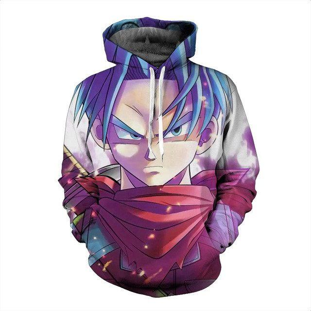 Dragon Ball Z 3D Sweatshirts 2017 New Design 9 Models - ghibli.store