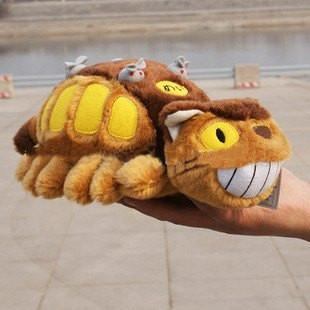Cat Bus Plush Toy 30Cm to 50Cm - ghibli.store