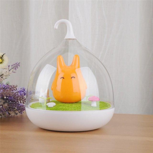 Cute Totoro Night Lamp - ghibli.store