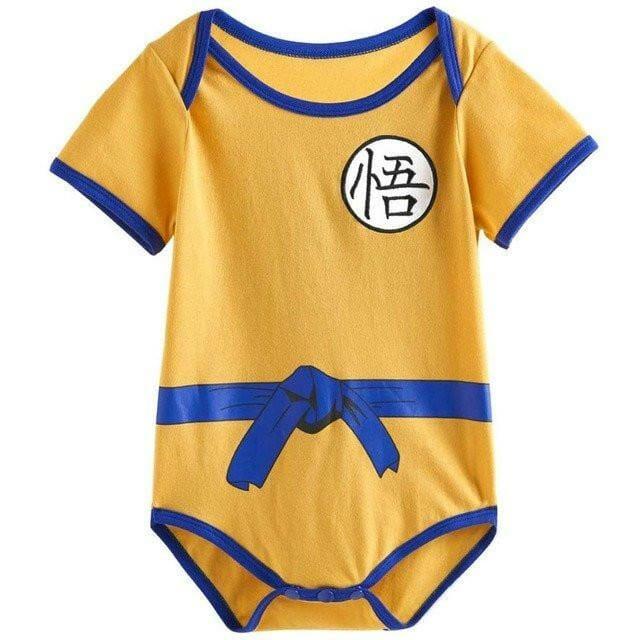 Dragon Ball Z Vegeta Infant Costume - ghibli.store