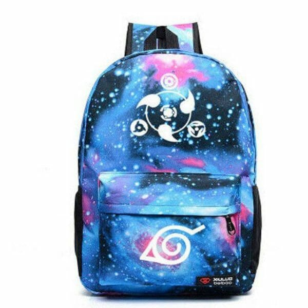 Naruto Luminous Hokage Backpack - ghibli.store
