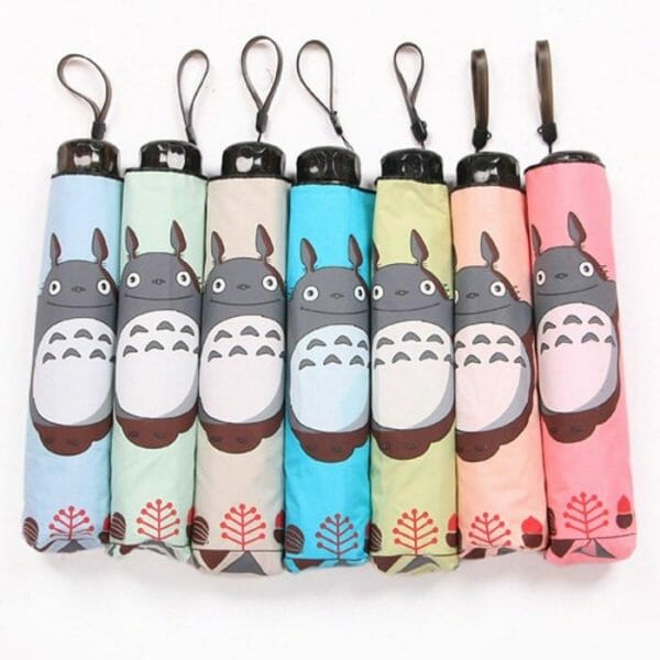 My Neighbor Totoro Cute Umbrella 5 Colors - ghibli.store
