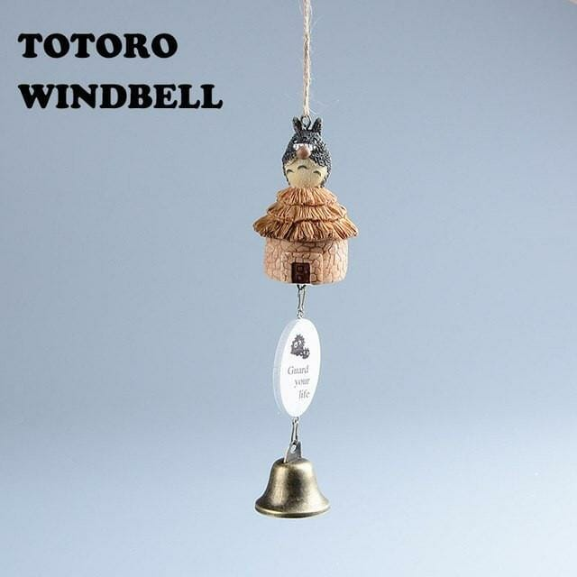 My Neighbor Totoro Windbell 8 Styles - ghibli.store