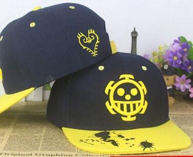 Naruto One piece Tokyo Ghoul Toroto  Hiphop cap - ghibli.store