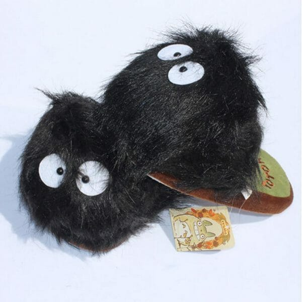 My Neighbor Totoro Dust Bunny Slipper - ghibli.store