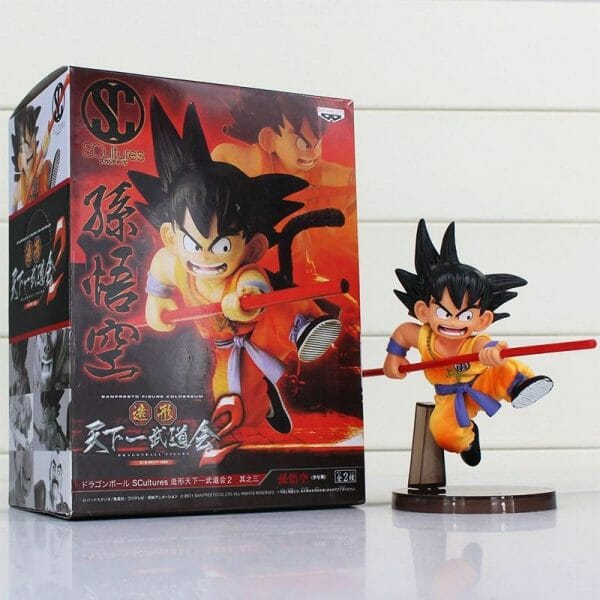 Dragon Ball Z Son Goku Kid Figure 16cm - ghibli.store