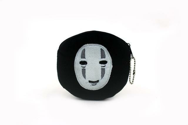 Spirited Away Kaonashi No Face Plush Coin Purse - ghibli.store