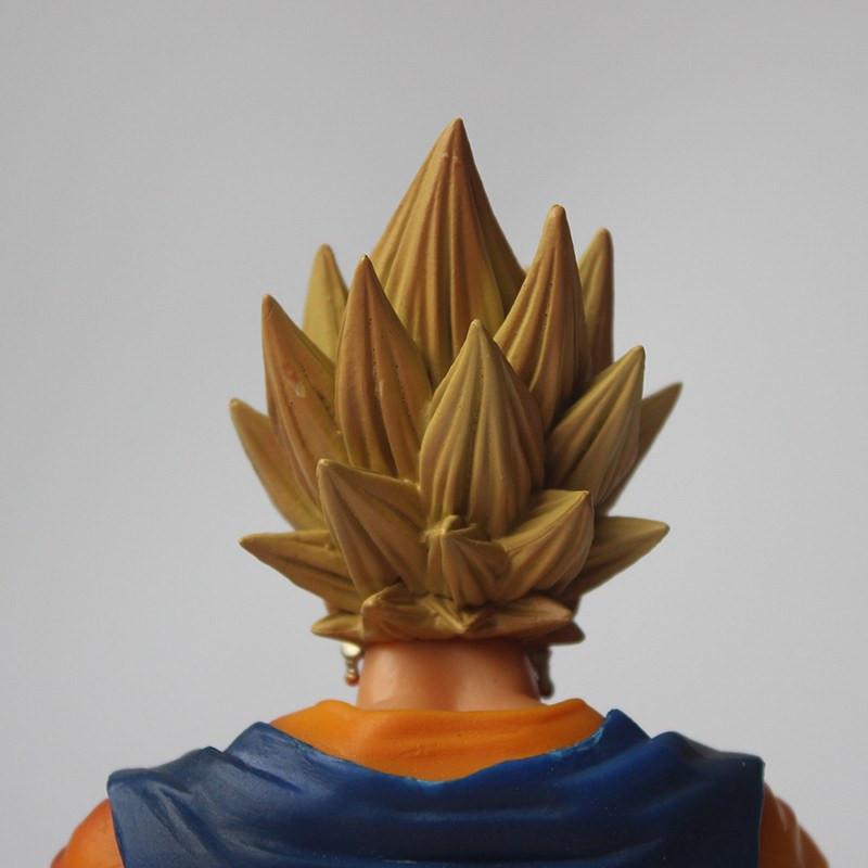 Dragon Ball Z The Vegetto Figure * Vegeta And Kakarotto * Merge Collection 26CM - ghibli.store