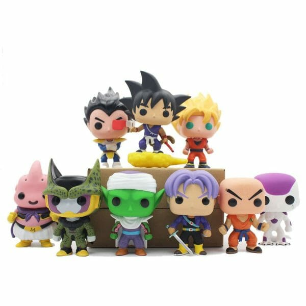 Dragon Ball Z Pop Collection Figures 1Pc/lot - ghibli.store