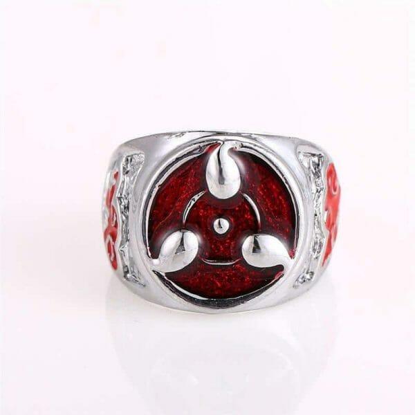 Naruto Sharingan Ring - ghibli.store