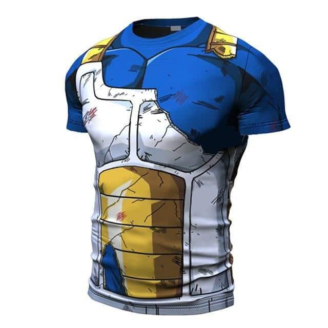 Dragon Ball Z 3D T Shirt - ghibli.store