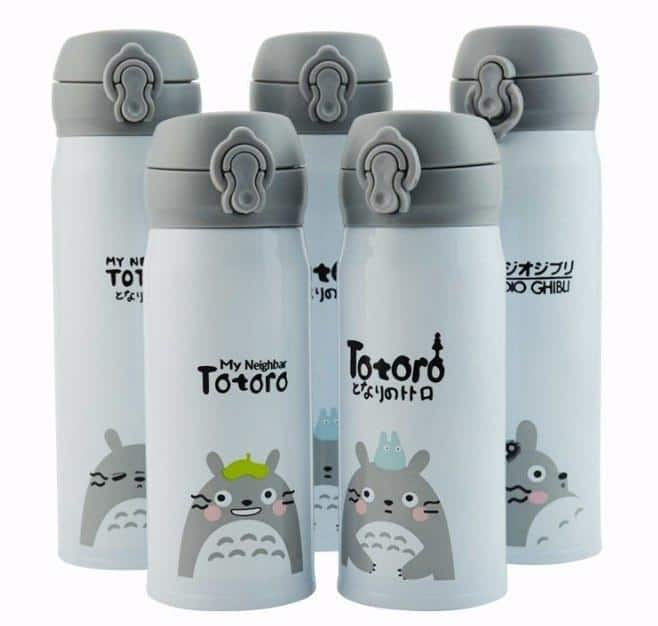 My Neighbor Totoro Stainless Steel Bottle - ghibli.store