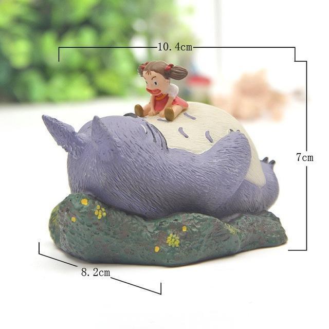 My Neighbor Totoro With Mei Figure 10cm - ghibli.store