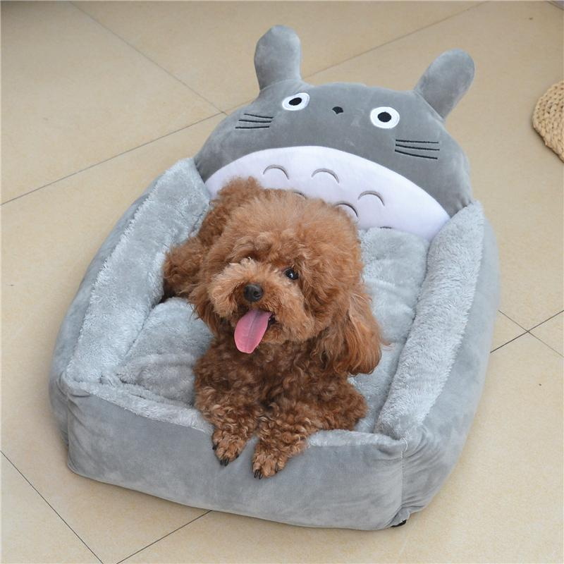 My Neighbor Totoro Warm Pet Bed - ghibli.store