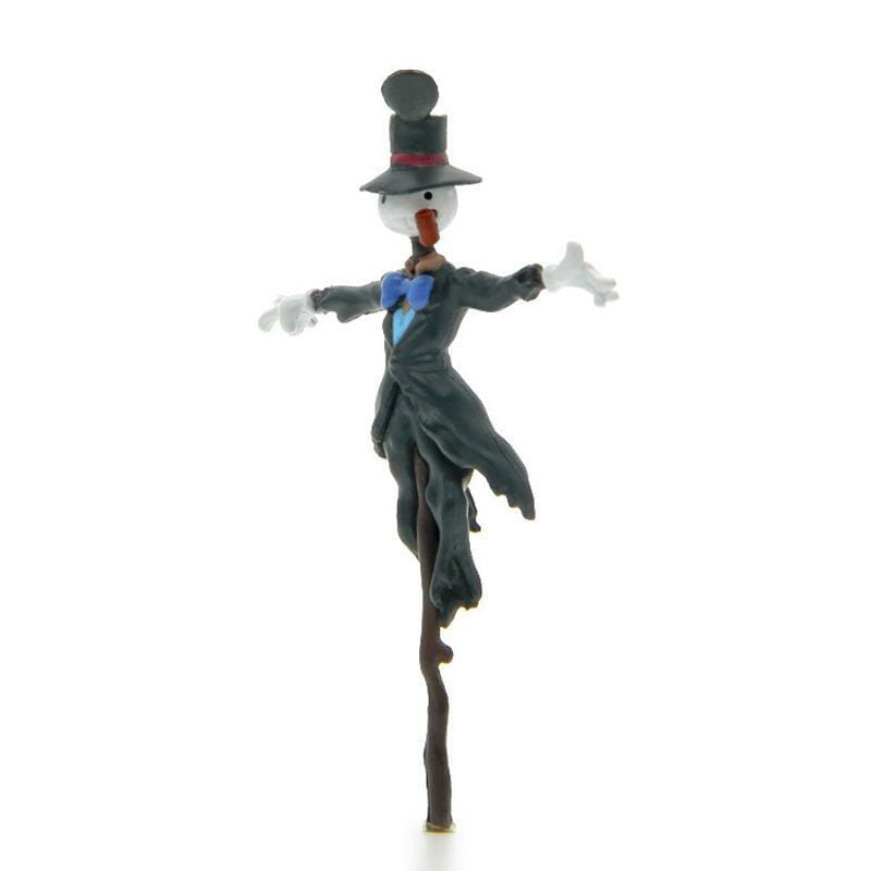 Howl's Moving Castle Kakashi Kabu Figure - ghibli.store