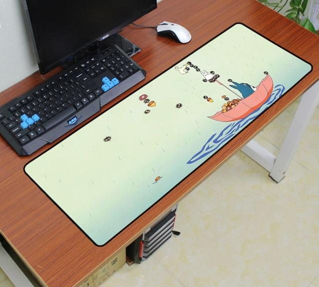 My Neighbor Totoro Mouse Pad 900x300mm - ghibli.store