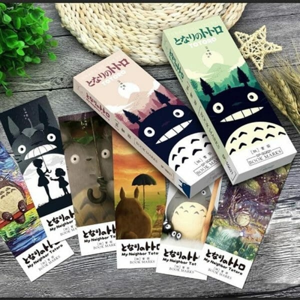 My Neighbor Totoro Book Marks 32 pcs/pack - ghibli.store