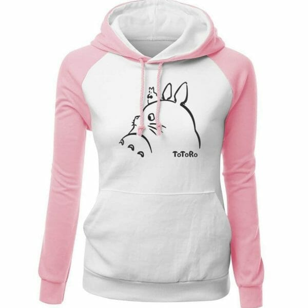 My Neighbor Totoro Harajuku Sweatshirt For Women 4 Colors - ghibli.store