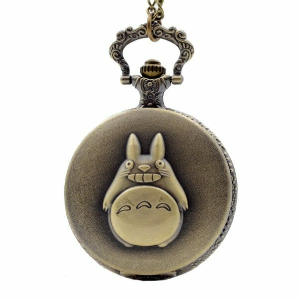 My Neighbor Totoro Pocket Watch 5 Styles - ghibli.store